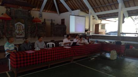 SOSIALISASI  MMD (Musyawarah Masyarakat Desa)